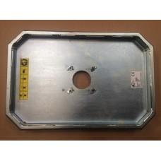 OPTIMAS 600 x 400 mm līdz 200 kg vakuma piesūcekņa plāksne