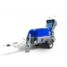 BMS alpha CR smilšu betona padeves mašīna