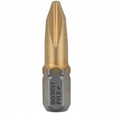 BOSCH Max Grip skrūvgrieža uzgalis PH2 25 mm