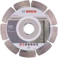 BOSCH dimanta disks D 125 x 22,23 mm