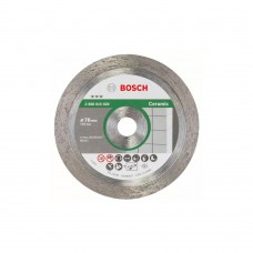BOSCH dimanta disks D 76 x 10 x 1,9 mm