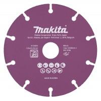 Makita dimanta disks tēraudam 125x1,3 mm