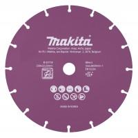 Makita dimanta disks tēraudam 230x1,6 mm