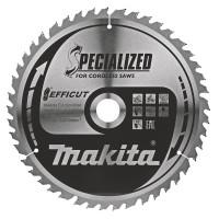 Makita EFFICUT griešanas disks kokam 260x2,15 mm T45