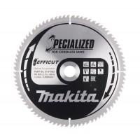 Makita EFFICUT griešanas disks kokam 305x2,15 mm T80