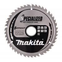 Makita EFFICUT griešanas disks kokam 190x1,45 mm T45