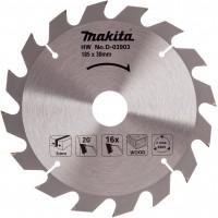 Makita  disks kokam 185 mm T16